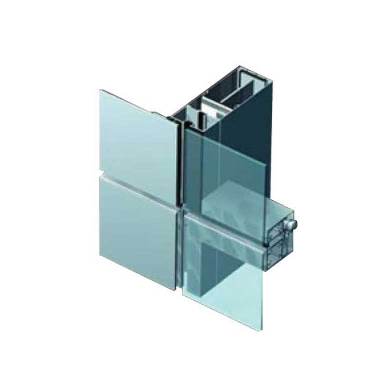 ALLURE – Curtain Wall Unitized System   ALLURE INDUSTRIES